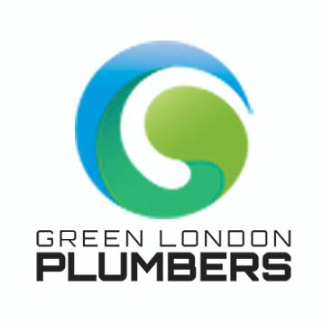 green london plumbers logo